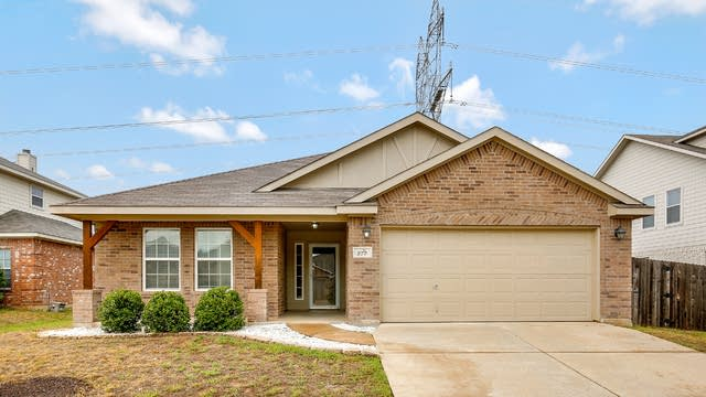 Photo 1 of 24 - 277 Kennedy Dr, Crowley, TX 76036
