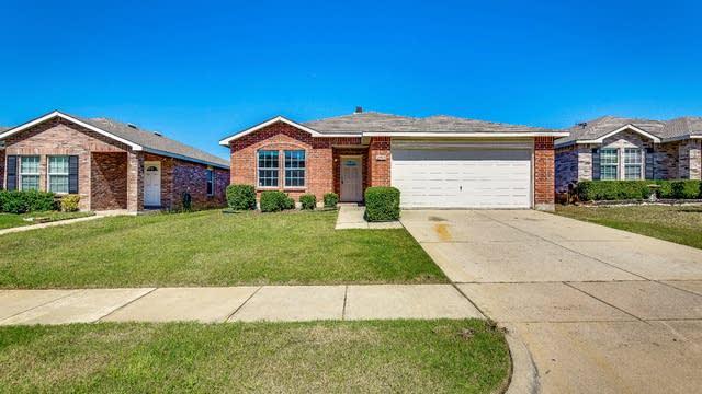 Photo 1 of 21 - 2903 Lonesome Trl, Denton, TX 76210