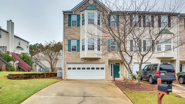 Photo 1 of 25 - 2498 Stonegate Dr NW, Acworth, GA 30101