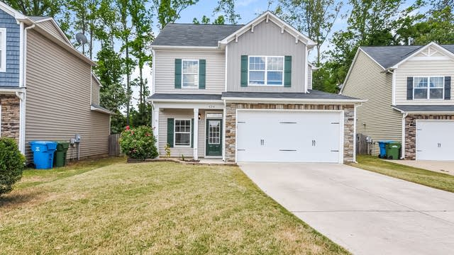 Photo 1 of 25 - 624 Smithridge Way, Fuquay Varina, NC 27526