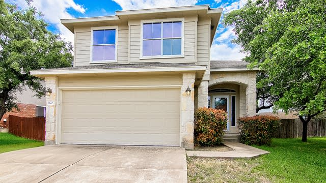 Photo 1 of 28 - 1170 Stone Forest Trl, Round Rock, TX 78681