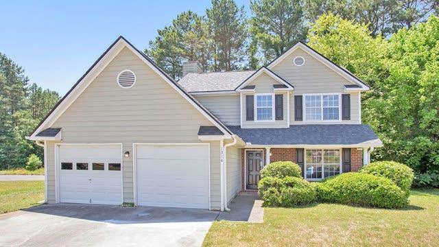 Photo 1 of 17 - 1314 Crestridge Ln, Riverdale, GA 30296