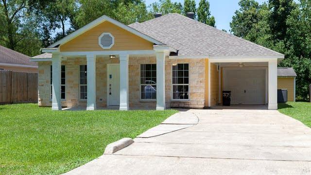 Photo 1 of 14 - 818 Springwood Dr, Conroe, TX 77385