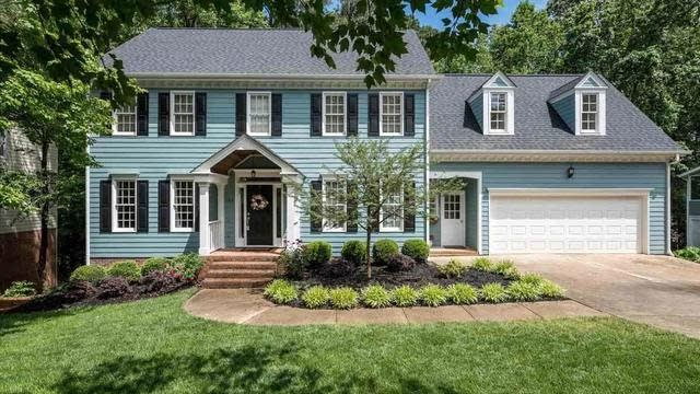 Photo 1 of 4 - 7513 Tylerton Dr, Raleigh, NC 27613