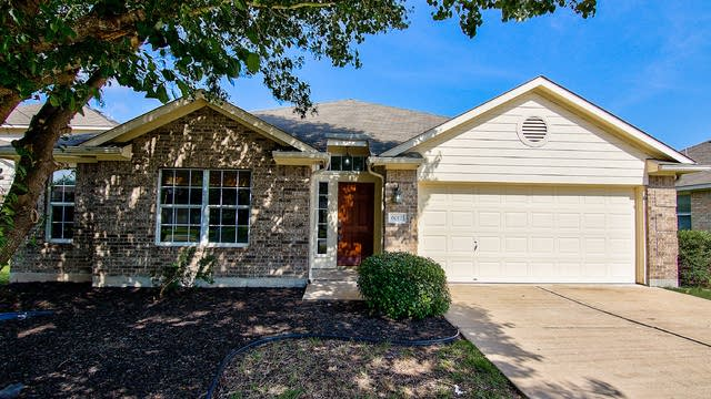 Photo 1 of 27 - 6012 Lone Star Ct, Hutto, TX 78634