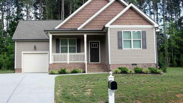 Photo 1 of 17 - 25 Bondhu Pl, Youngsville, NC 27596