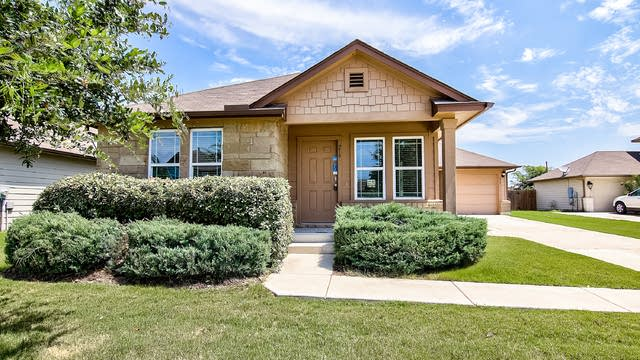 Photo 1 of 25 - 219 Cloud Rd, Hutto, TX 78634