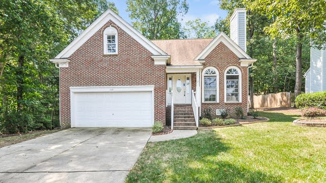 Photo 1 of 25 - 102 Swiss Lake Dr, Cary, NC 27513