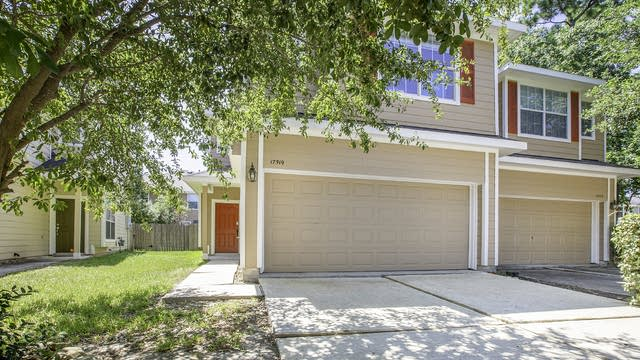 Photo 1 of 17 - 17519 Bering Bridge Ln, Humble, TX 77346