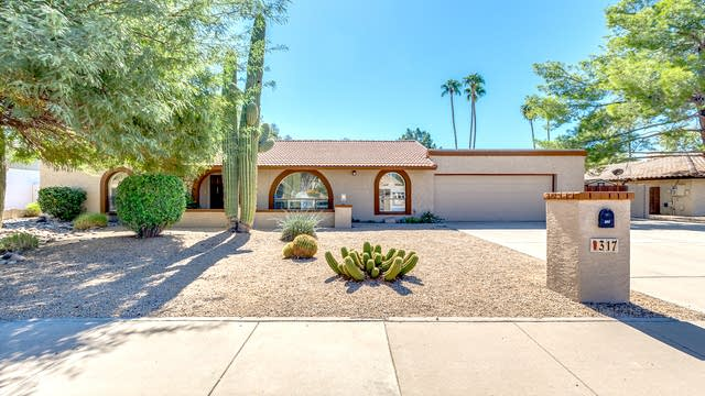 Photo 1 of 31 - 317 E Carol Ann Way, Phoenix, AZ 85022