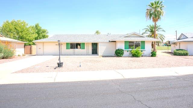 Photo 1 of 17 - 9926 W El Dorado Dr, Sun City, AZ 85351