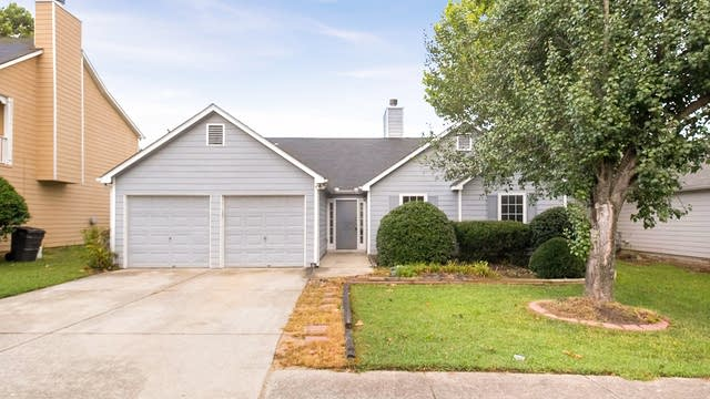 Photo 1 of 25 - 4213 Zephyrhills Dr NW, Acworth, GA 30101