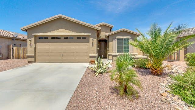 Photo 1 of 21 - 1642 W Desert Spring Way, Queen Creek, AZ 85142