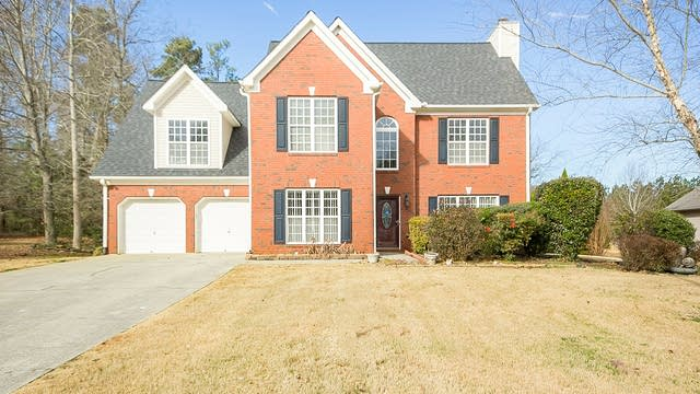 Photo 1 of 28 - 5906 Rutland Pass, Powder Springs, GA 30127