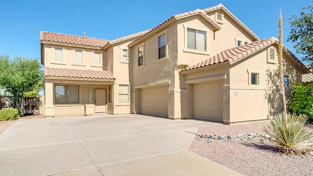 Photo 1 of 28 - 21794 N Backus Dr, Maricopa, AZ 85138