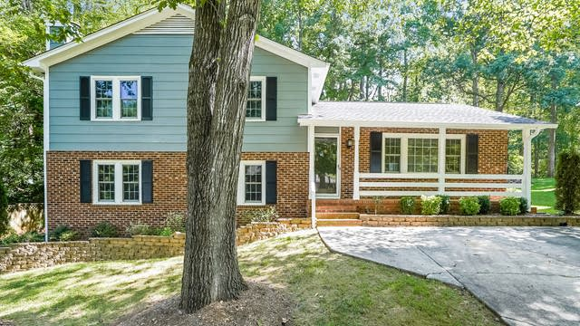 Photo 1 of 25 - 1603 Glengarry Dr, Cary, NC 27511
