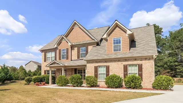 Photo 1 of 22 - 623 Hollowcrest Ct, Loganville, GA 30052