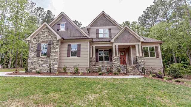 Photo 1 of 28 - 50 Willow Bend Dr, Youngsville, NC 27596