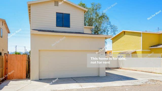 Photo 1 of 27 - 844 W Thurber Rd, Tucson, AZ 85705