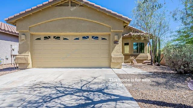 Photo 1 of 17 - 7718 W Sombrero View Ln, Tucson, AZ 85743