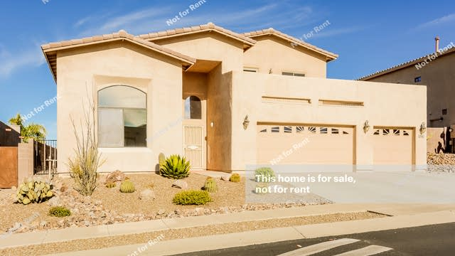 Photo 1 of 27 - 39662 S Horse Run Dr, Tucson, AZ 85739