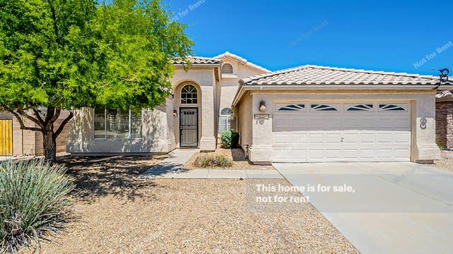 Photo 1 of 30 - 8526 W Grovers Ave, Peoria, AZ 85382