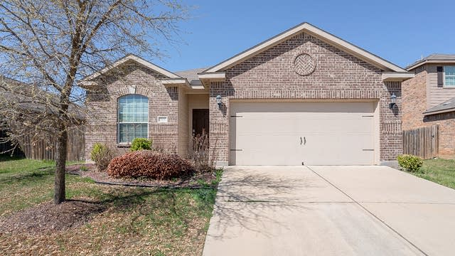 Photo 1 of 22 - 525 Riverbed Dr, Crowley, TX 76036