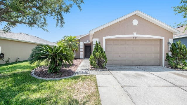Photo 1 of 19 - 12418 Rustic View Ct, Tampa, FL 33635
