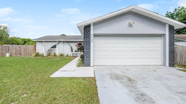 Photo 1 of 17 - 305 Silver Hill Dr, Valrico, FL 33594