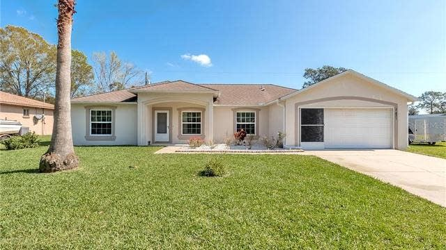 Photo 1 of 43 - 2431 Victory Palm Dr, Edgewater, FL 32141