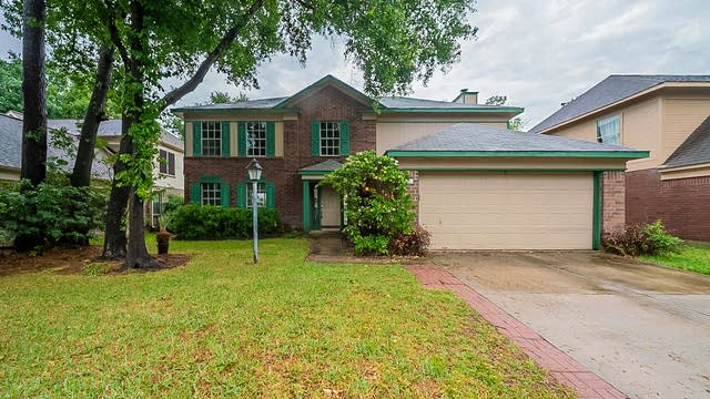 Photo 1 of 34 - 8831 Stoney Bend Dr, Spring, TX 77379