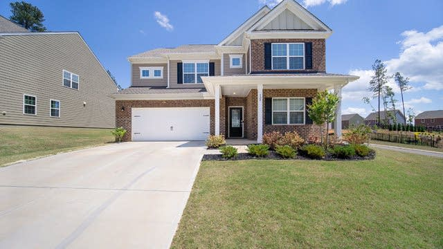 Photo 1 of 23 - 129 Falls Cove Dr, Troutman, NC 28166
