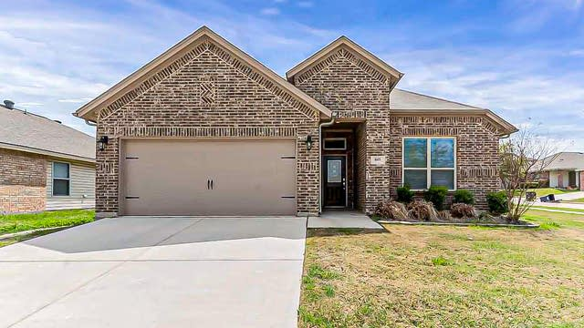 Photo 1 of 23 - 845 San Miguel Trl, Haslet, TX 76052