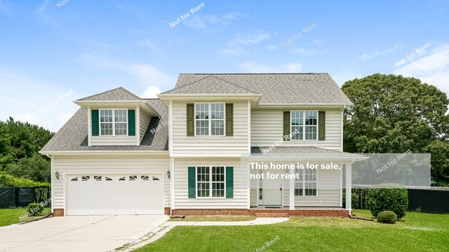Photo 1 of 27 - 93 Cool Creek Dr, Willow Spring, NC 27592