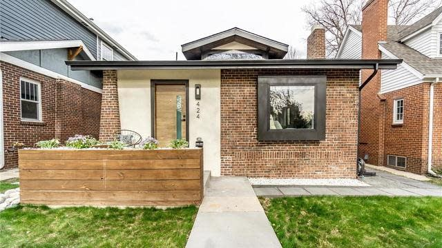 Photo 1 of 34 - 424 S Gilpin St, Denver, CO 80209