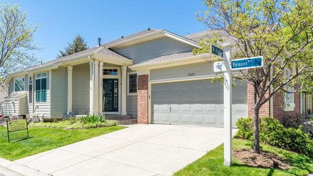 Photo 1 of 40 - 13520 W 63rd Way, Arvada, CO 80004