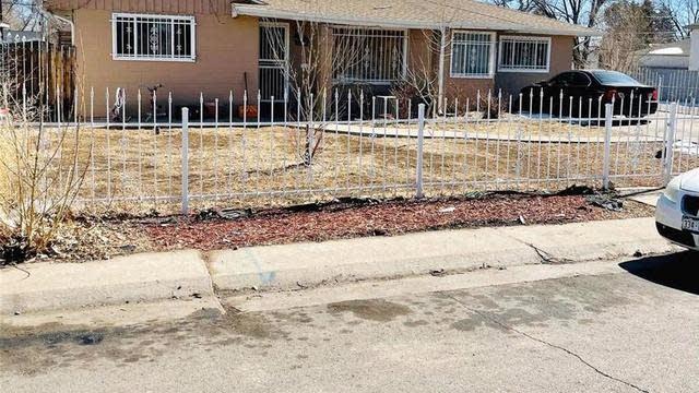 Photo 1 of 16 - 460 Xavier St, Denver, CO 80204