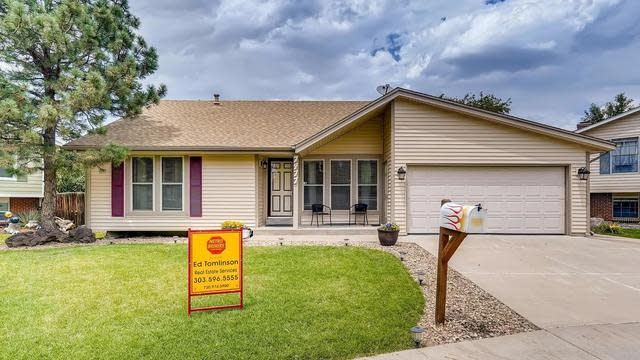 Photo 1 of 11 - 7477 Holland Ct, Arvada, CO 80005
