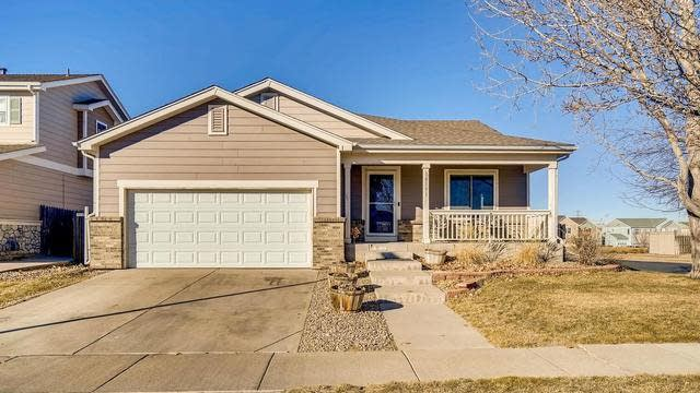 Photo 1 of 28 - 10131 Chambers Dr, Commerce City, CO 80022