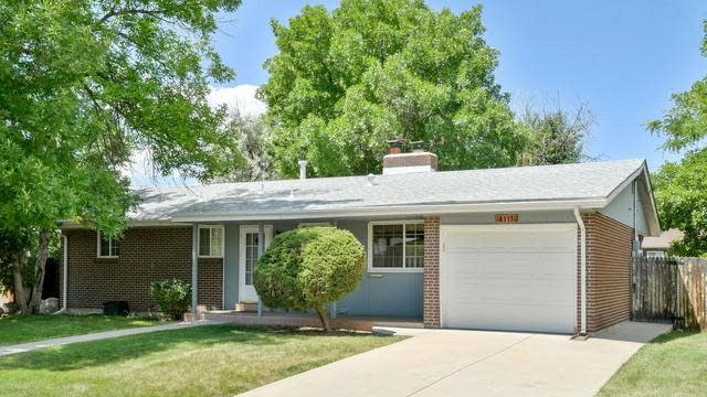 Photo 1 of 35 - 6113 Lewis Ct, Arvada, CO 80004