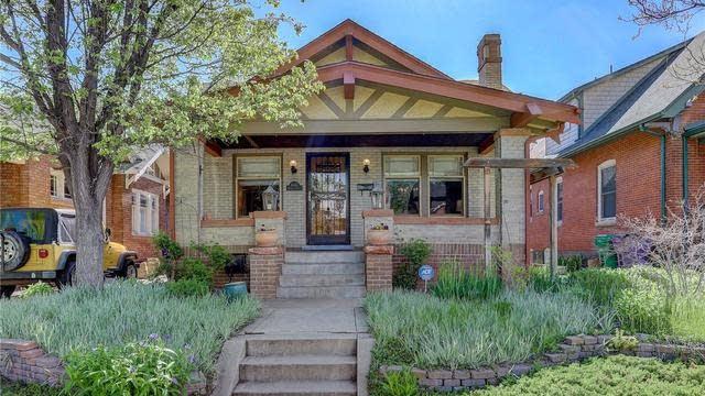 Photo 1 of 40 - 1040 Monroe St, Denver, CO 80206