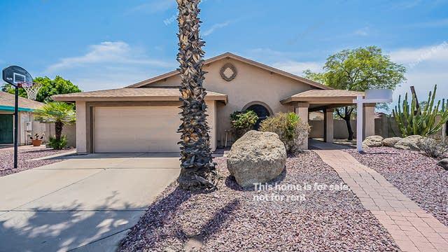 Photo 1 of 28 - 6433 W Beverly Ln, Glendale, AZ 85306