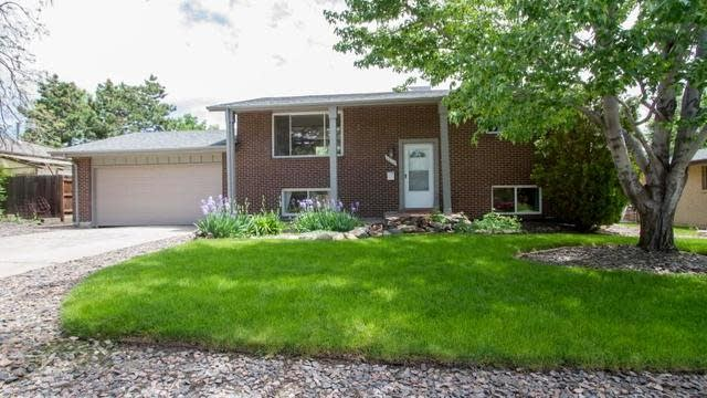Photo 1 of 27 - 6078 Balsam St, Arvada, CO 80004