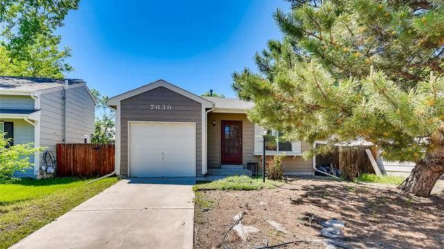 Photo 1 of 11 - 7639 Depew St, Arvada, CO 80003