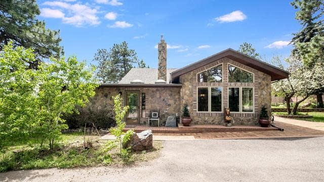 Photo 1 of 36 - 871 Panorama Dr, Golden, CO 80401