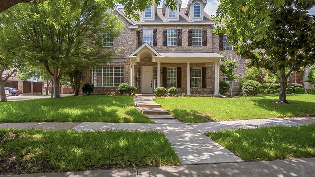 Photo 1 of 40 - 2507 Sir Turquin Ln, Lewisville, TX 75056