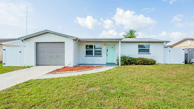 Photo 1 of 22 - 3221 Huntington Rd, Holiday, FL 34691