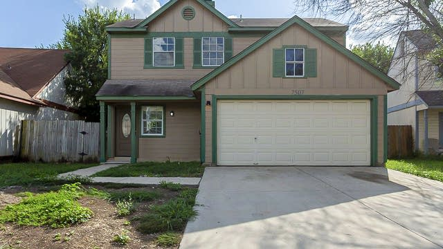 Photo 1 of 18 - 7507 Heathridge, San Antonio, TX 78250